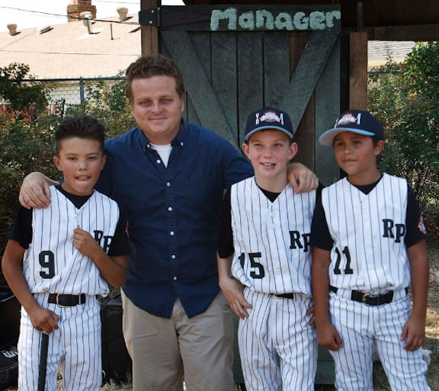 The Cast Of The Sandlot Had A Reunion