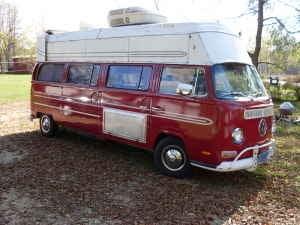 Wiener Dog VW Camper Longs for Your $5,800!