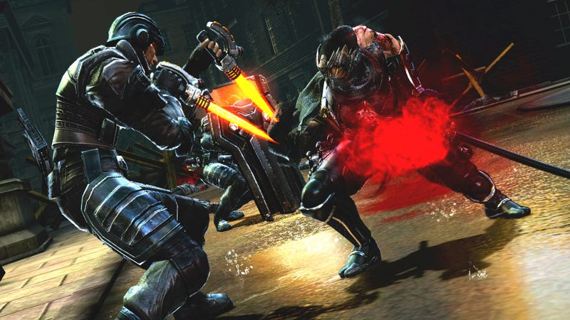 Ninja Gaiden 3 Wonders 'What Does It Feel Like To Kill A Man?'