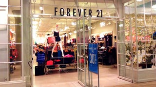 Adobe Is Suing Forever 21 For Stealing Photoshop