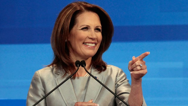 Michele Bachmann: Wifely 'Submission' Means 'Respect'