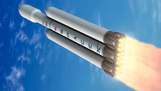 The New Falcon Heavy Rocket Can Take Us Back to the Moon
