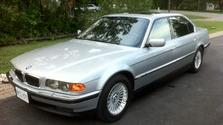 Why the BMW E38 Is A Future Classic