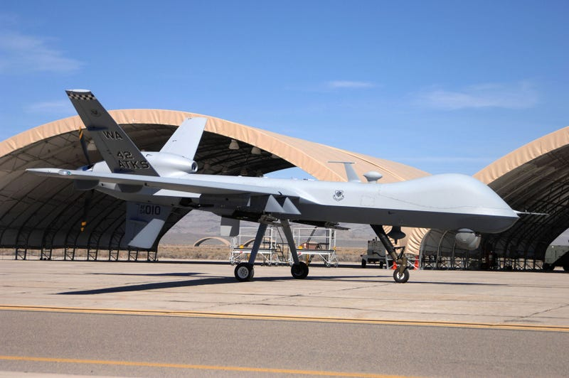 U.S to Deploy an Entire Squadron of Unmanned Aerial Drones in Iraqistan