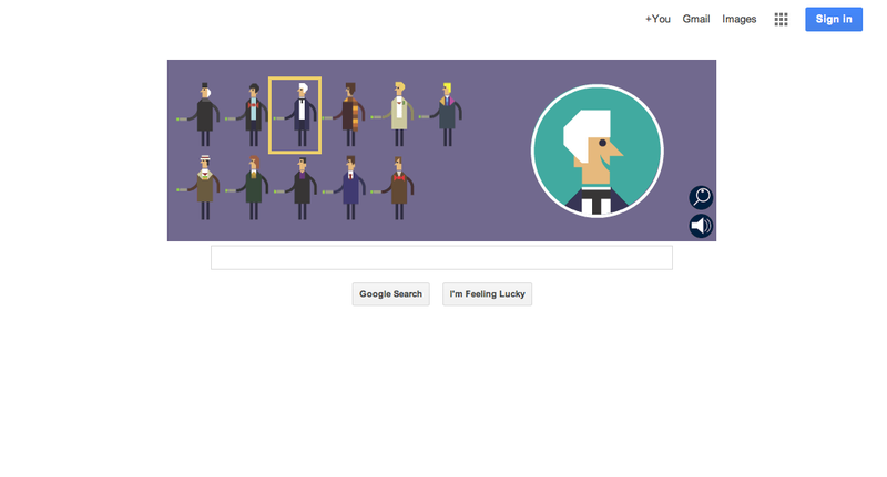 Breakdowns: Google Has A Great Doodle For Doctor Who Fans