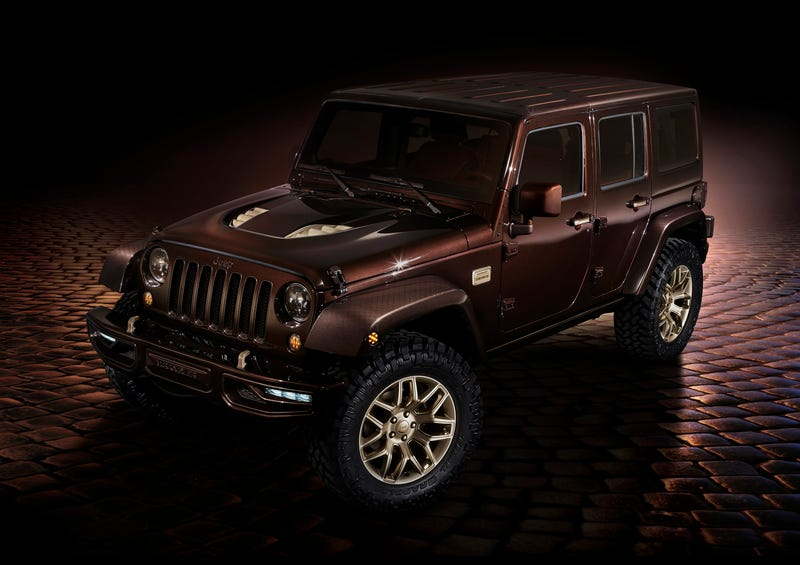 How Jeep Does Design A Little Differently In China