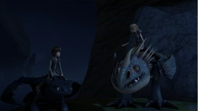 Hiccup & Toothless return to television on Dragons: Defenders of Berk