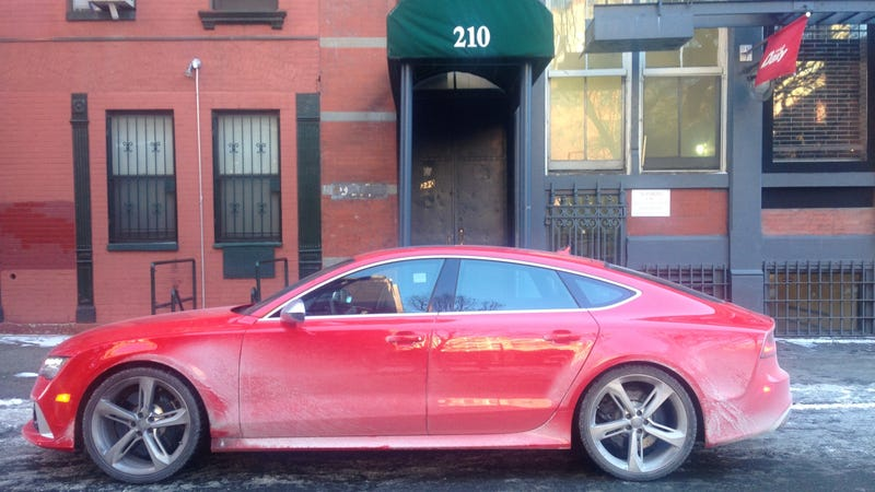 Our Insane Audi RS 7 Adventure Has Come To An End