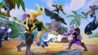 <em>Disney Infinity 2.0</em> Gets Combat Support From Ninja Theory