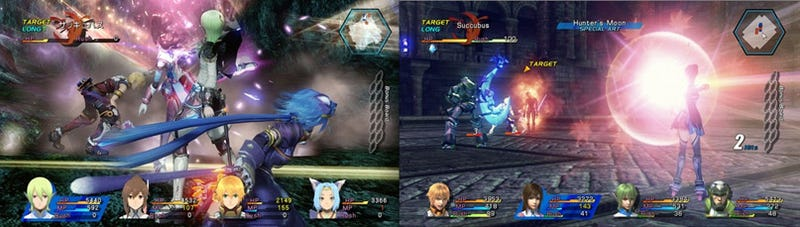 Star Ocean 4 Differences For Japan And The West