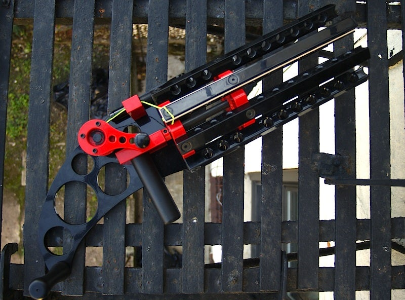 Lightning Review: The $500 Rubber Band Gatling Gun