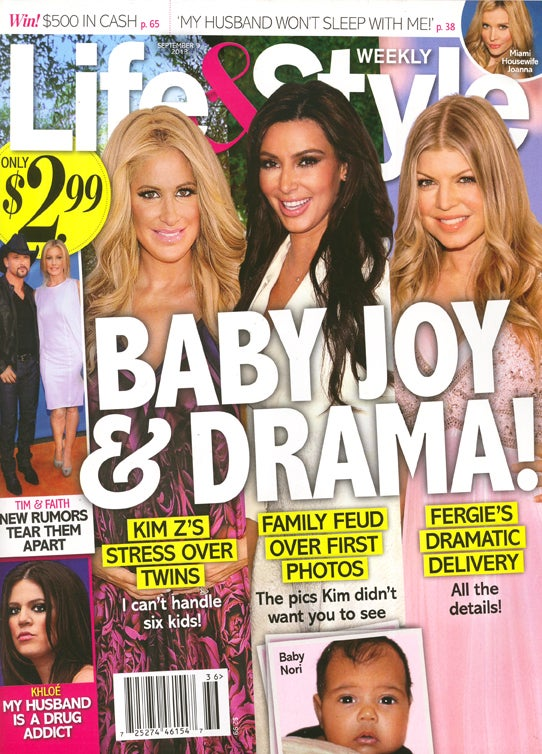 This Week in Tabloids: Jen Aniston's Body Requires 600-Word Explainer