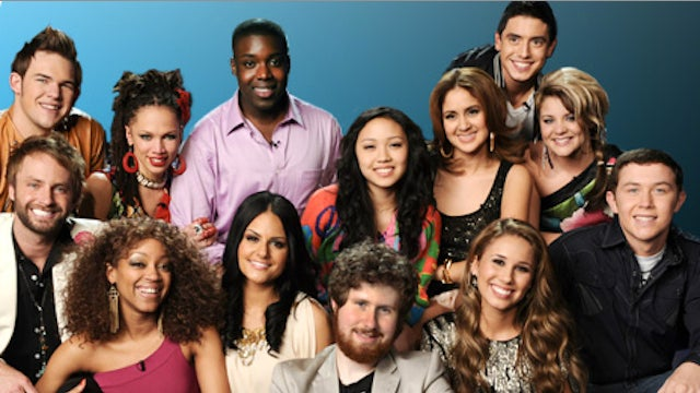 LIVE: American Idol, Season 10, Top 13 Perform