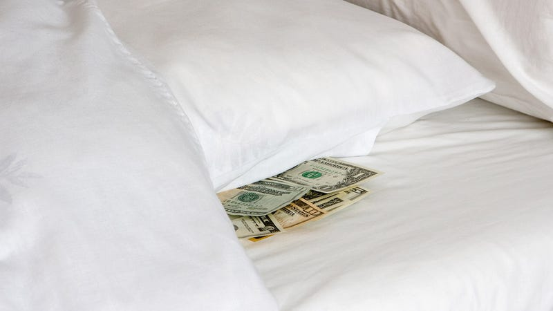 I Put Out in Bed When I Need Money From My Wife