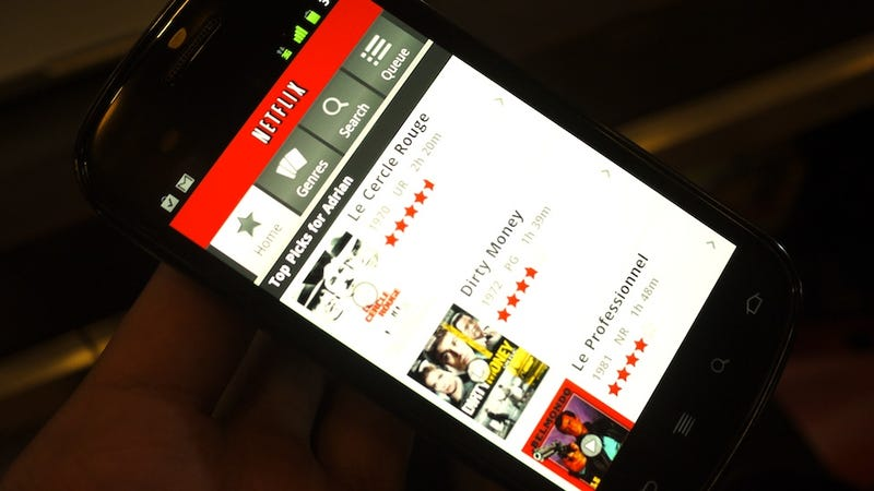 Netflix Is Finally Available on Android (Sort Of)