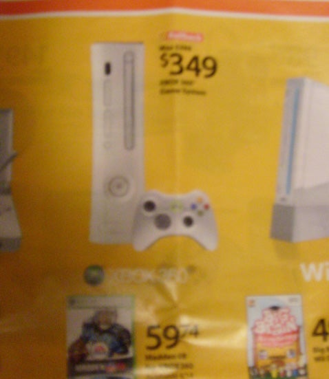 Walmart Ad Has Xbox 360 Price Drop Coming August 8th?