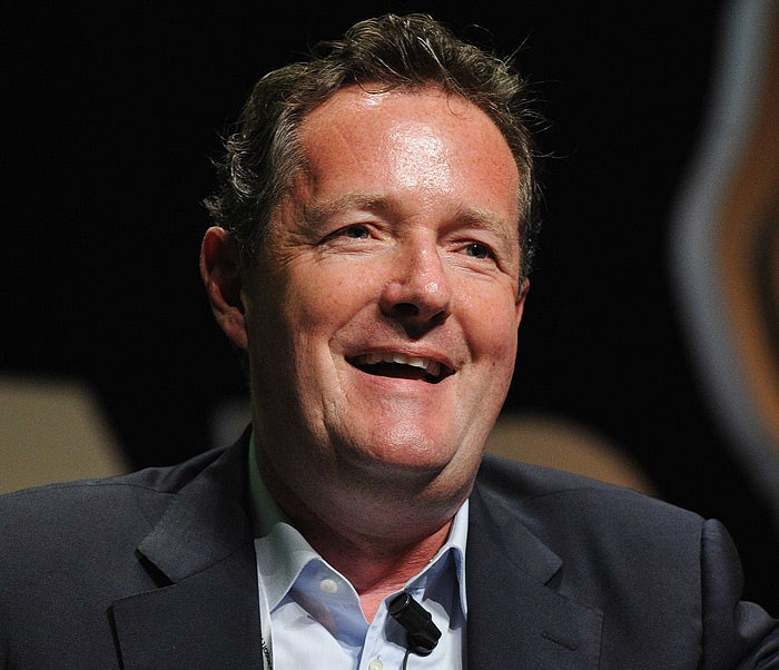 Piers Morgan Is a Lying Liar