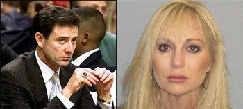 Rick Pitino Didn't Do That Thing Karen Sypher Said He Did, Probably