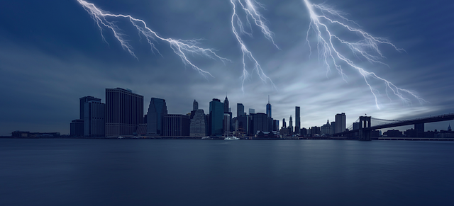 Storm-Proofing NYC Will Cost At Least $11 Billion, But It's Worth It