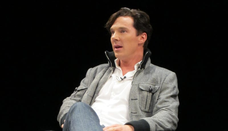 Benedict Cumberbatch and Steven Moffat share secrets of Sherlock season 2!