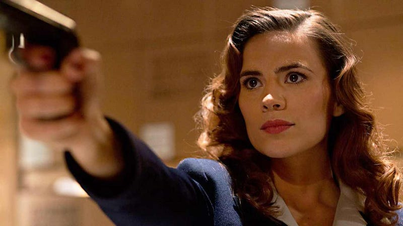 The Agent Carter TV series now has showrunners—and a script!