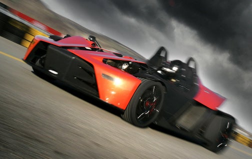 KTM X-BOW ABT Sportline 300 HP Upgrade Backed By Factory