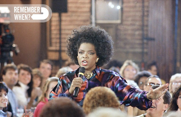 Remember When People Hated Oprah?