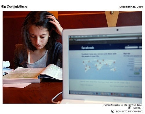 How Facebook Is Ruining Lives, One Relationship At A Time
