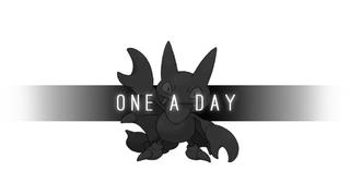 Glowering Gligar! Pokemon One a Day, Series 2!