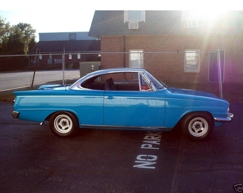 1964 Ford Capri for a Life-Changing $10,000!