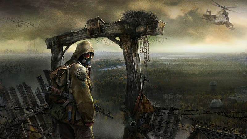 STALKER Franchise Sold to Bethesda? [Update]
