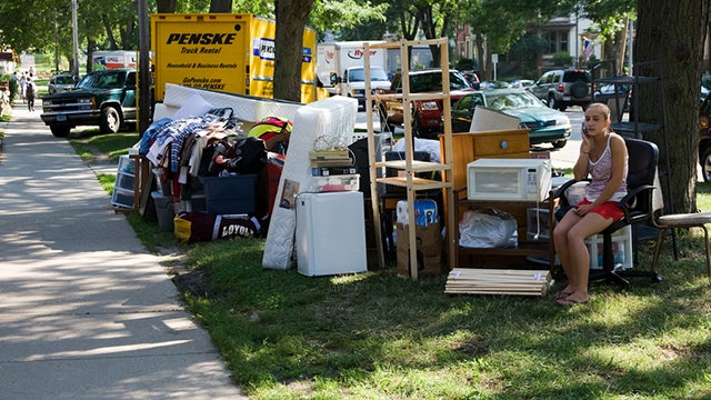 Get Rid of Excess Clutter by Pretending You're Moving