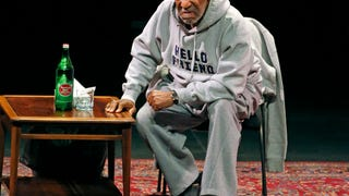 "Heckler to Cosby: ""Tell the One About How to Get Away With Rape"""