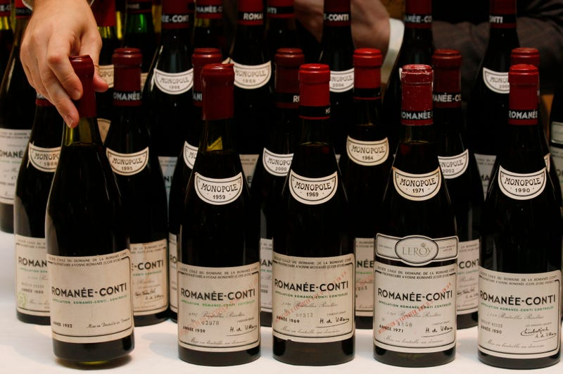 Class War Hero Charged With Selling Fake Wine to Rich People