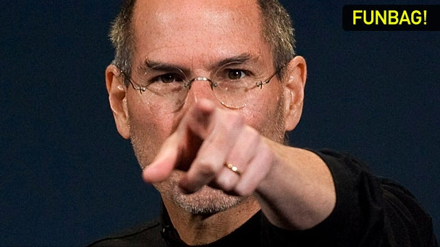 Was Steve Jobs A Glory Hog?