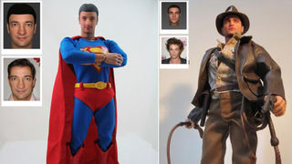 Cremation Urns Replicate The Deceased As Action Figures