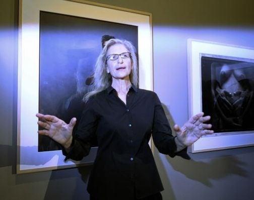 Why Is Annie Leibovitz Broke?