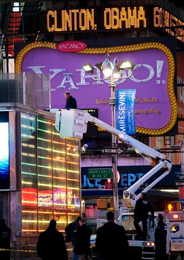 Terror Strikes America's Beloved Times Square!
