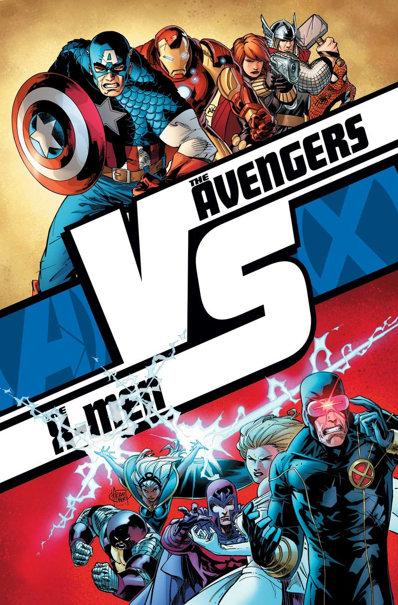 Marvel tells us about AVX VS, a comic solely about X-Men clobbering Avengers (and vice versa)