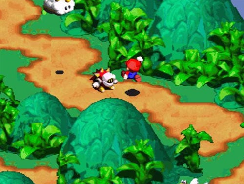Super Mario RPG Hits (PAL) Virtual Console