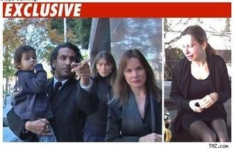 'Barbara Hershey Is A Witch' Excuse Fails To Convince At Naveen Andrews Trial