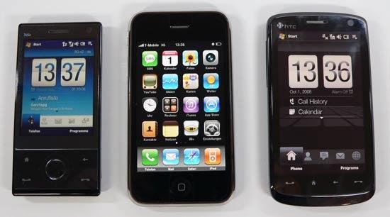 HTC Touch HD Gets German Review (Verdict: Es ist gut!)