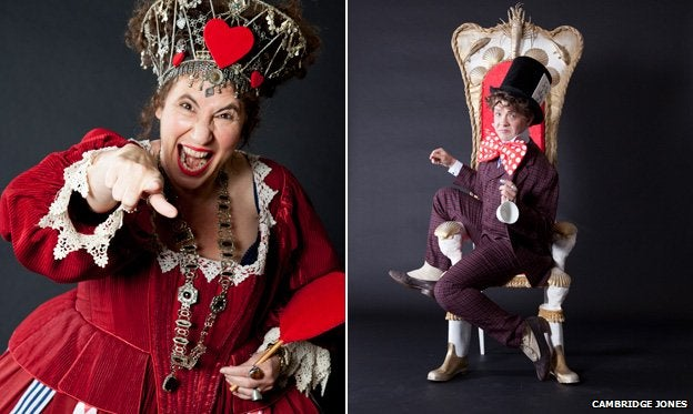 See! Authors Cosplaying As Their Favorite Childhood Characters