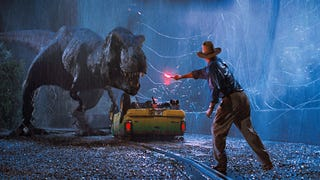 You KNOW You Want An Evening Of Erotic <i>Jurassic Park</i> Fan Fiction!