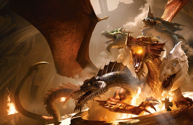 Get The All-New Dungeons & Dragons Basic Rules Now, For Free!