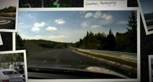 Sabine Schmitz's Epic Porsche GT3 RS Nürburgring Lap