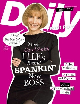 Elle's Publisher Wants You To Know She Had Anna Wintour's Hair First