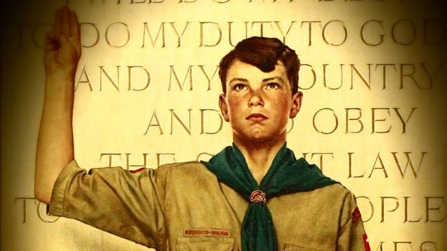 ​Boy Scouts: Gays Aren't