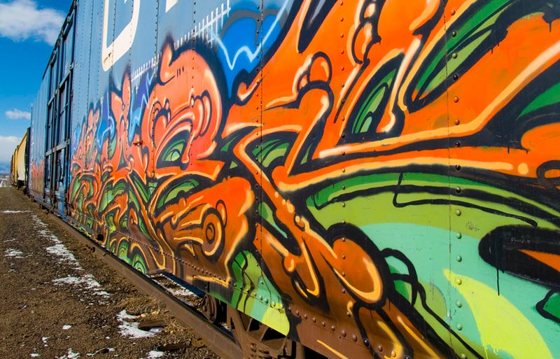 Alemania probará drones para luchar contra los grafiteros