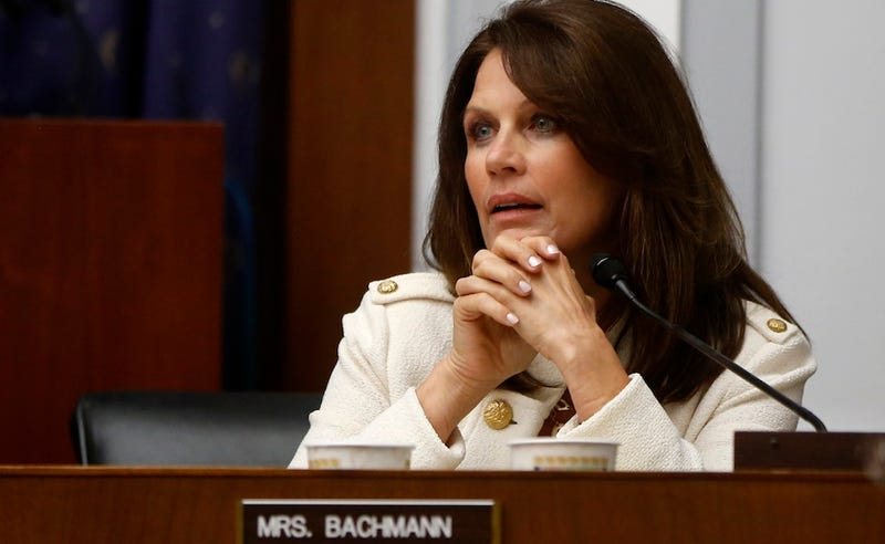 Michele Bachmann Seems a Bit Misinformed